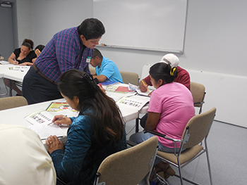 Extension Promoting Health Literacy in Alabama