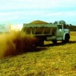 Manure as fertilizer