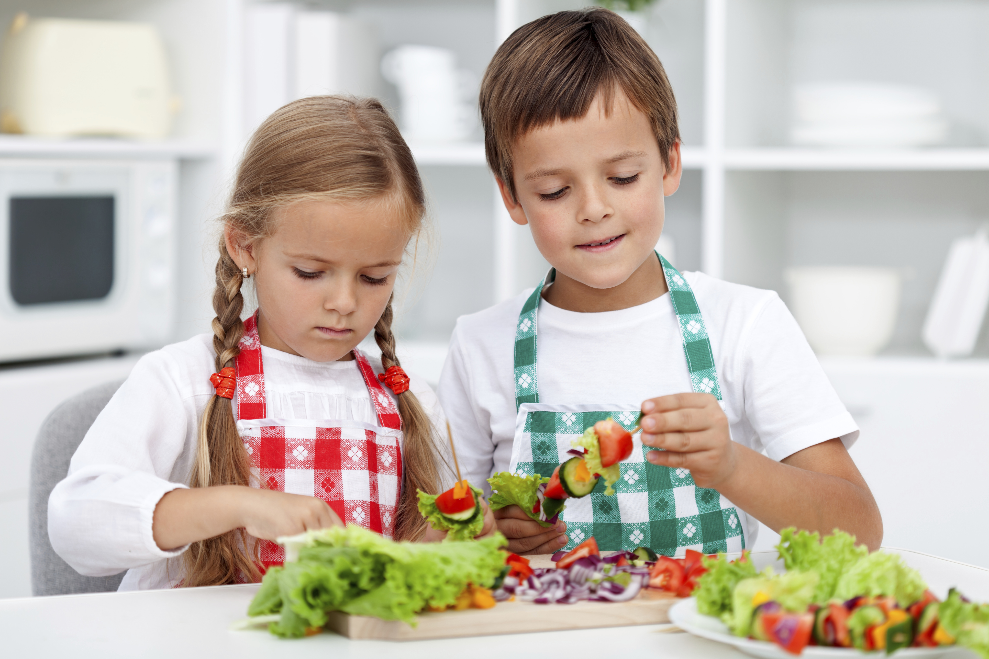 Fun, Healthy Snacks for Children - Extension Daily