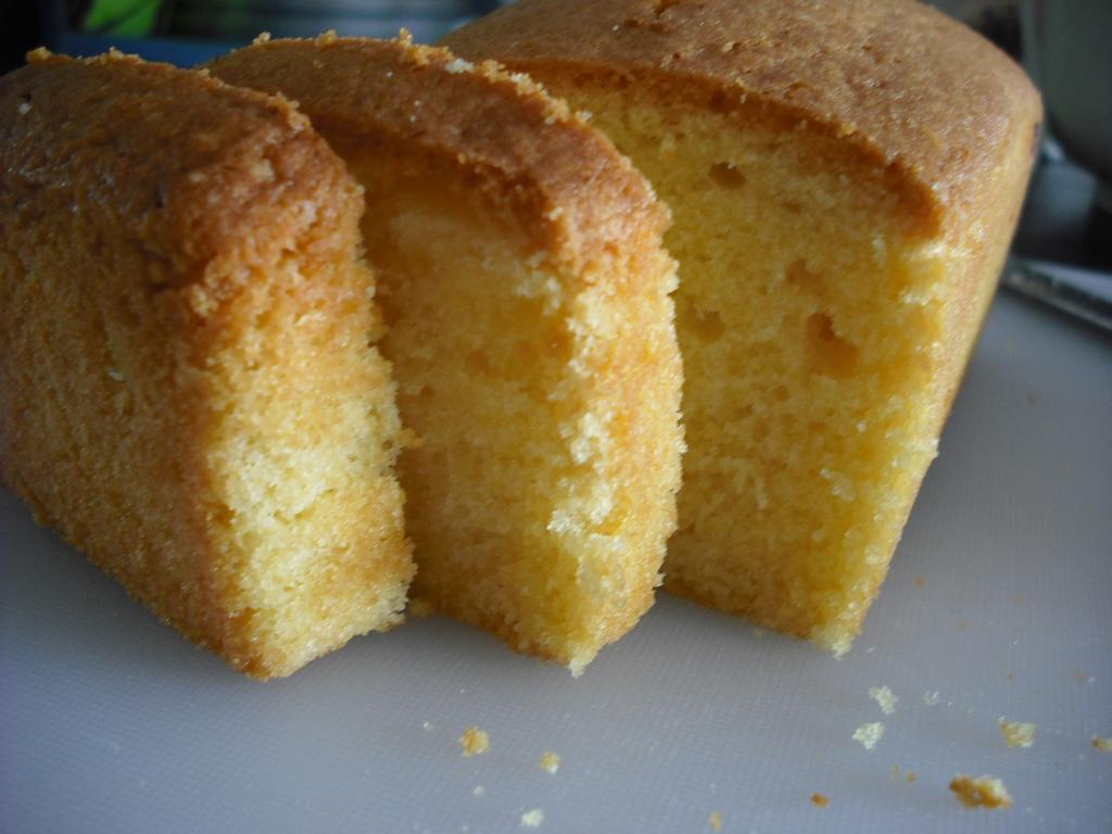 Pound cake slices. Photo courtesy of Google pulic images.