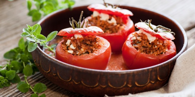 Food Friday: Tomatoes