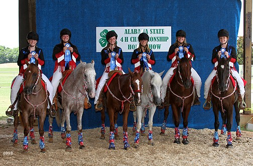 State 4-H Horse Show July 6-10
