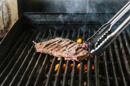 A Grill Master's Dream: The Perfect Steak