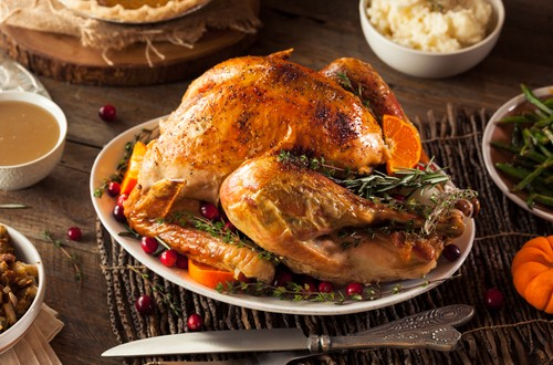 Turkey Safety for Your Holiday Meal
