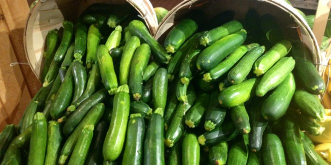 Zucchini: Why and how to use it in your diet