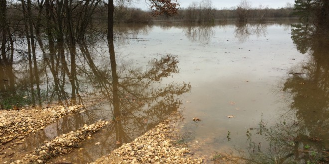 Flooded Fields May Require Additional Soil Testing