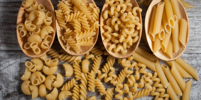 Pasta Can be a Healthy Dish