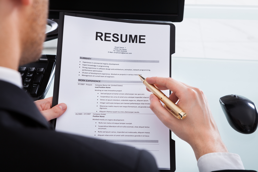 building a professional resume extension daily - How To Present A Resume