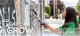 4-H Give to Grow Generosity-Chelsey Holland