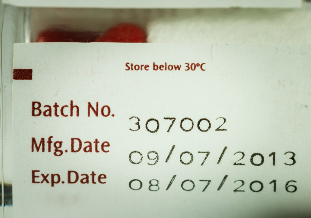 How to read expiration dates