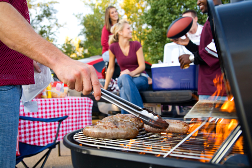 Fun Recipes for Tailgating