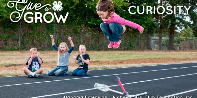 Alabama 4-H Science School Grows Curiosity