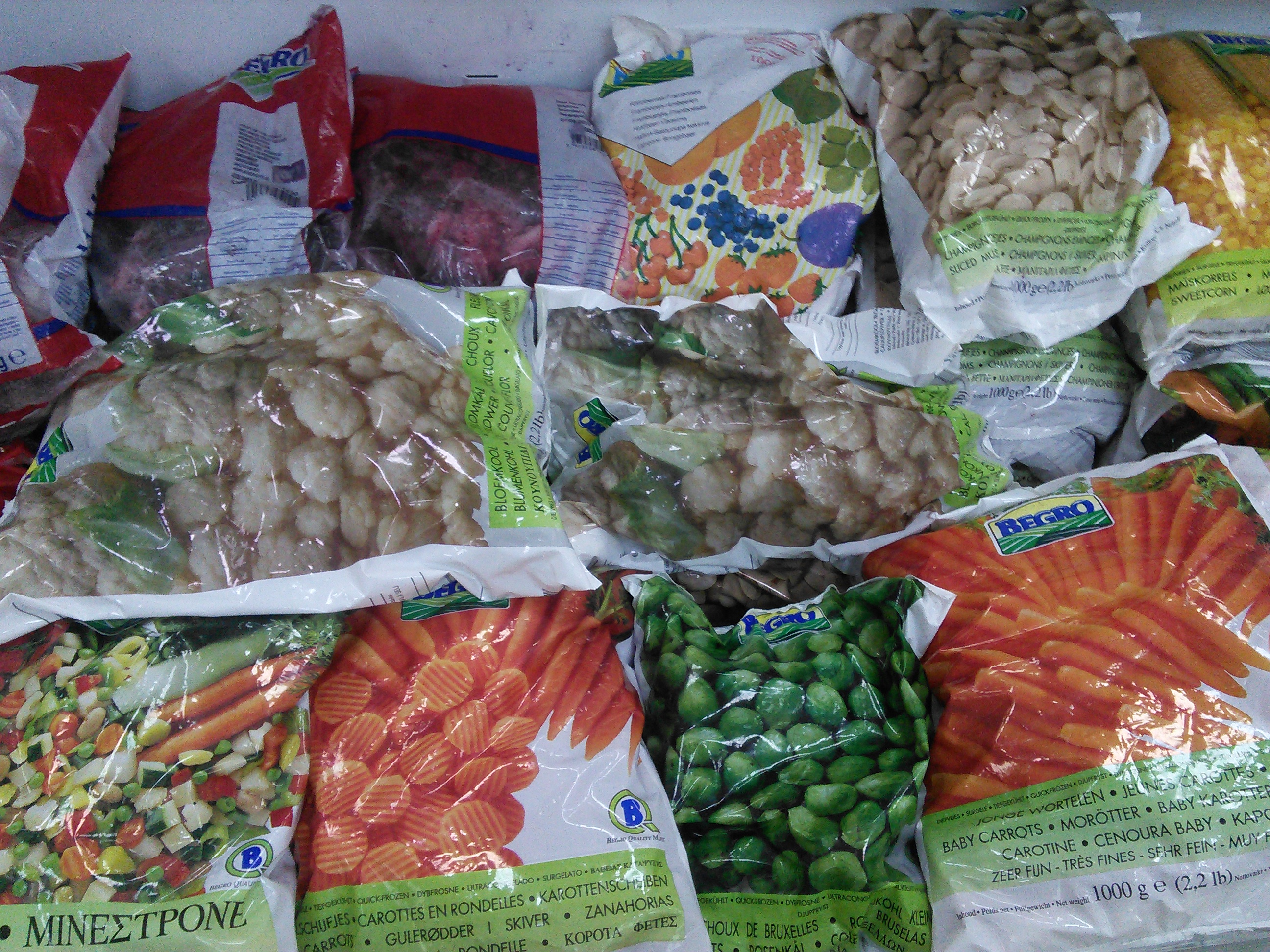 fresh food vs canned or frozen Fresh vs frozen vs canned most frozen foods can be stored for up to 8 months frozen produce is convenient it's already been washed and chopped.