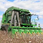 roller cotton picker