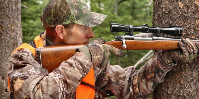 Staying Safe While Hunting