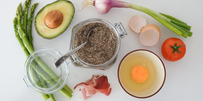 Make Healthy Substitutes in Your Diet