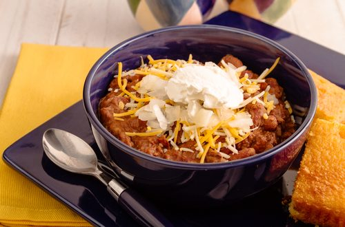 Chili Recipes for Cool Fall Nights