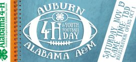Alabama 4-H and Youth Football Day Nov. 19