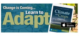 Climate and Crops iBook Wins ASABE Award