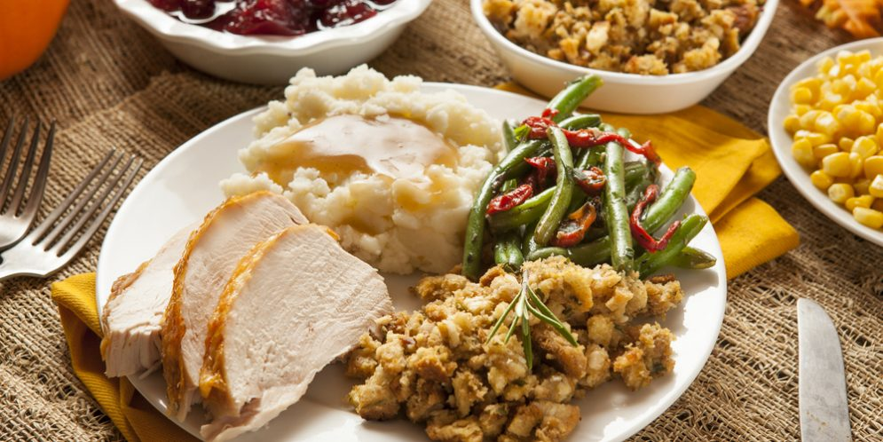 The Foods of Thanksgiving