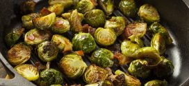 Eat healthy Brussels sprouts