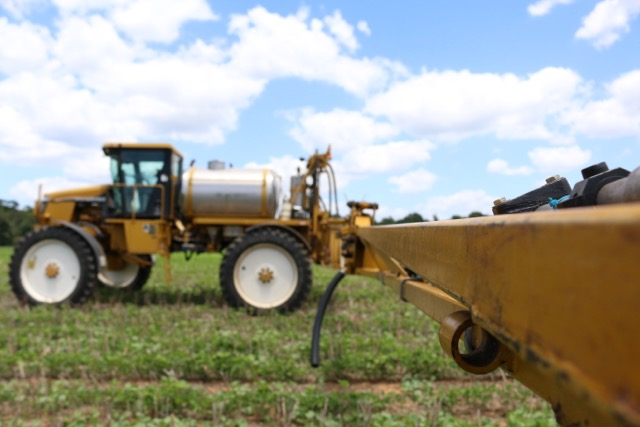 Extension Will Host Precision Agriculture Sprayer Clinic