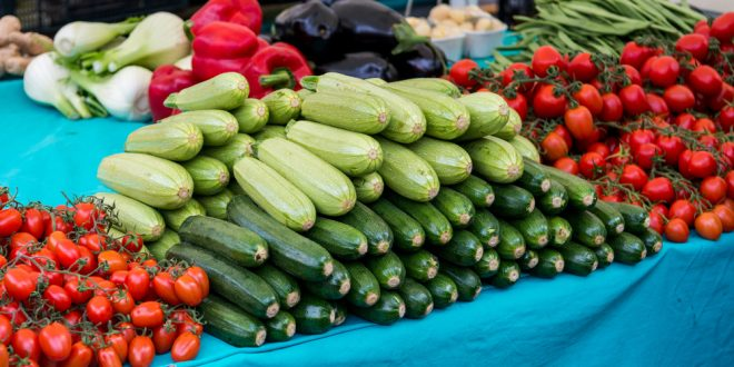 Seasonal Produce:  Best Time to Buy