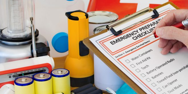Keep Emergency Kit and Supplies Current