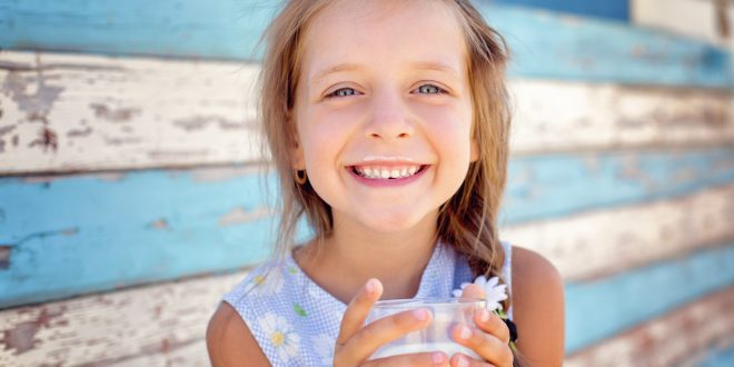 Milk Provides Much Needed Nutrients