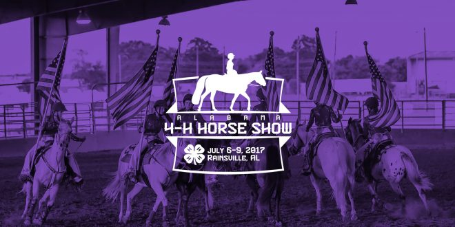 Alabama State 4-H Horse Show Moves to Rainsville
