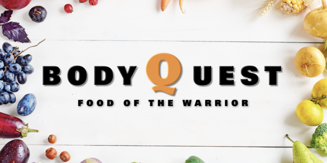 Body Quest Encourages Better Food and Drink Choices, Increase Physical Activity