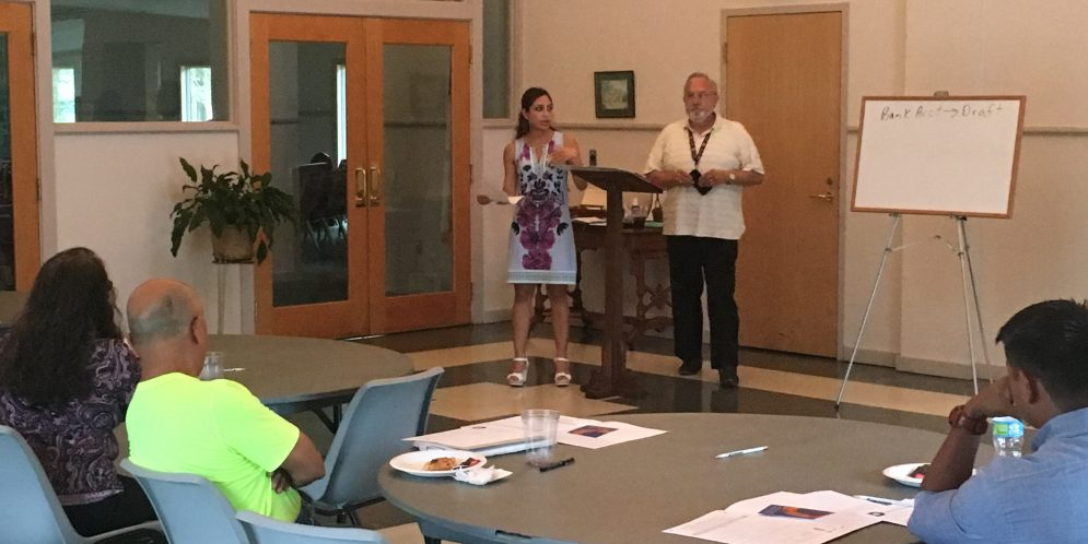Baldwin County Extension Office Conducts Financial Literacy Program for Spanish Speaking Adults