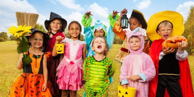 Keep Kids Safe at Halloween