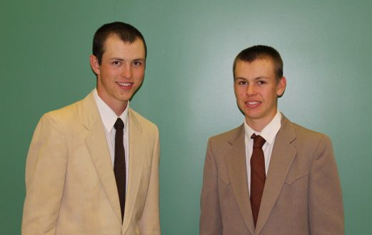 Rankins brothers compete at Dairy Quiz Bowl