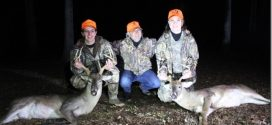 Alabama 4-H Members Hunt with Jackie Bushman