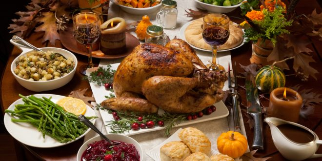 Get Advice and Recipes from Holiday Food Hotlines