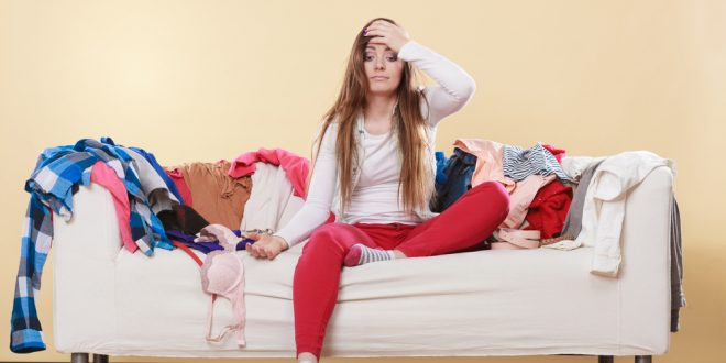 Clutter and Your Health