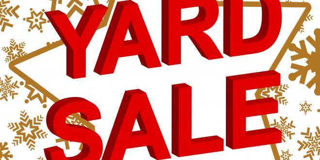 Yard Sales Can Provide Bargains for Holiday Shoppers