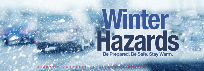 Avoid Problems from Winter Weather