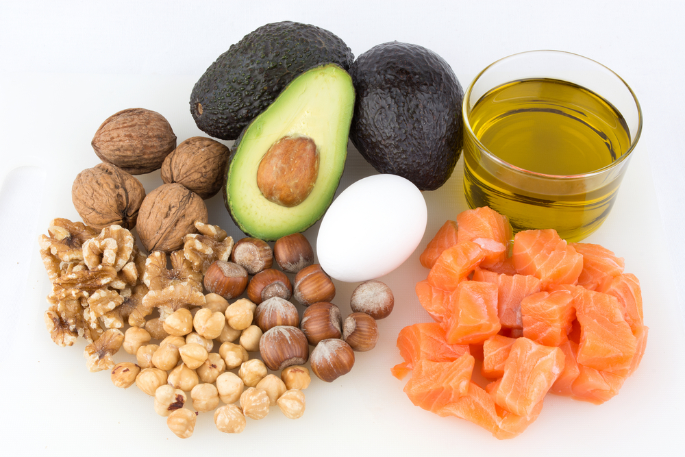 Healthy Foods With Saturated Fats