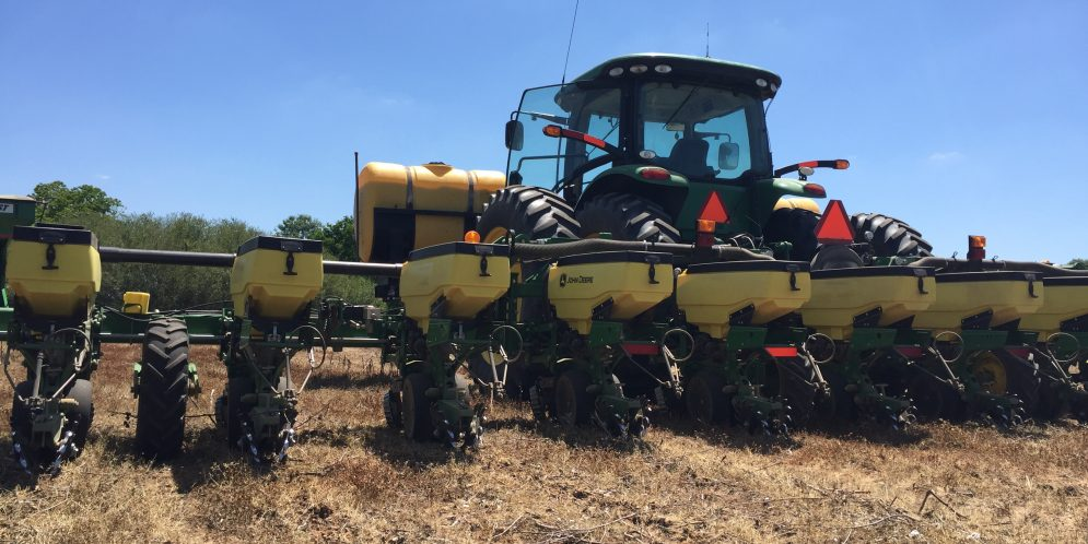 Crop Budgets Released for 2018 Growing Season