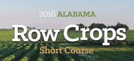 Alabama Row Crops Short Course Set for Dec. 13-14